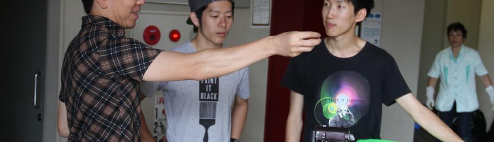 敬和学園大学初の映像制作に関する授業「現代メディア論1」開講