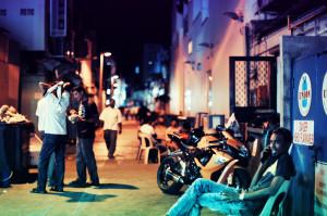 Back-alley Life