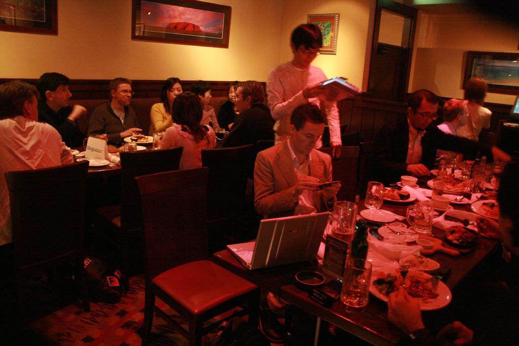 Blognation Japan Launch Party, Shibuya, Tokyo