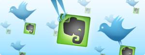 Evernote Blog » Blog Archive » Evernote + Twitter = Instant Memories