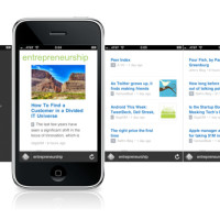 Feedly for iPhone – Prototype 8 – Beta | Building Feedly