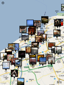 Flickr Photo Map