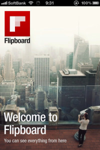 Flipboard for iPhone