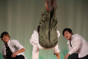 Freestylers, Keiwa College Festival 20121021
