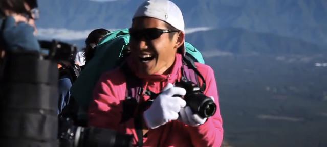 Google+ 富士山フォトウォーク