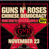 Guns N' Roses in Myspace