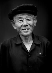 Hamhung farm hero - North Korea