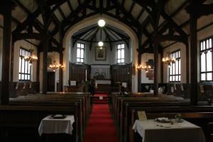 Hirosaki Shoten Church, Hirosaki, Aomori / 弘前昇天教会(青森県弘前市)