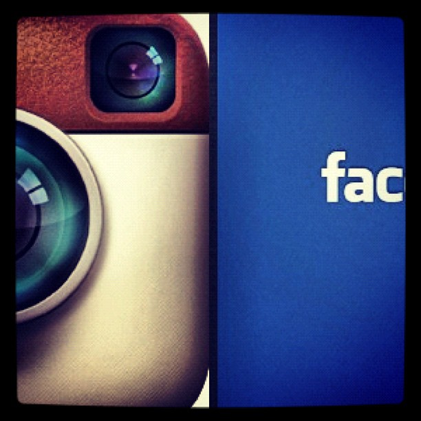 Instagram + Facebook = Instabook