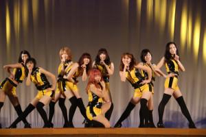 国際ダンスサークル / International Dance Club, Keiwa College Festival 20121021