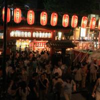 Kagurazaka Matsuri, Tokyo