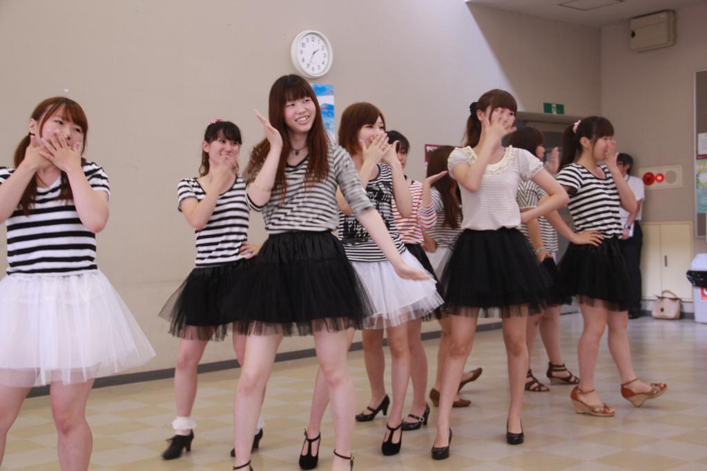 Keiwa College Open Campus / 敬和学園大学オープンキャンパス20120722