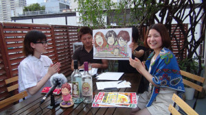 Keiwa Lunch 20120812 in Rocksun