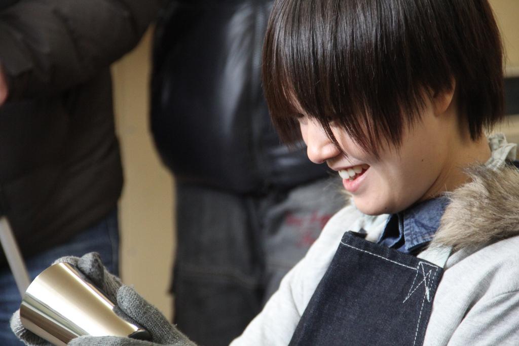 Keiwa Lunch特別取材 in 燕三条 20130225