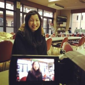 Keiwastagram 2012年まとめに映像コメントをいただきました。今週中に撮影完了予定。 #keiwa