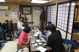 Kiguchi Meetup 20110127