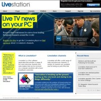 Livestation | Interactive live TV on your computer that works! | Download the free Livestation player
