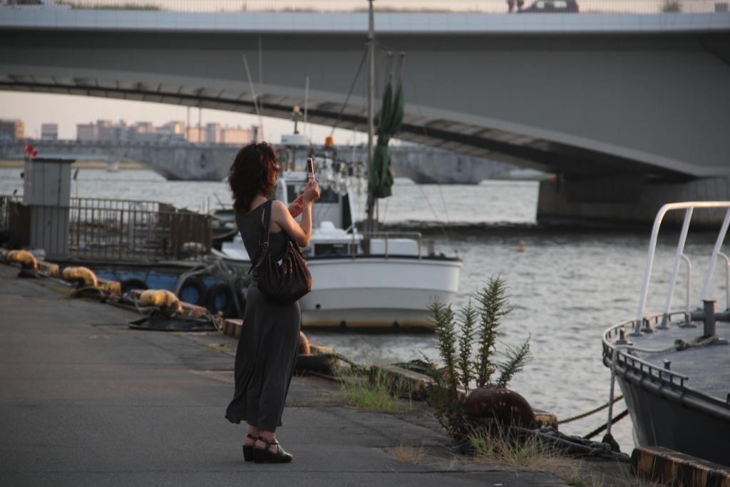 Niigata Photowalk #17 Bandaijima Jidori Niigata 20120825 /第17回新潟フォトウォーク