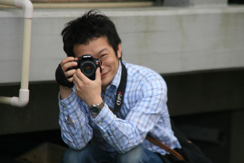 Niigata Photowalk 20100410, Yahiko, Niigata, Japan