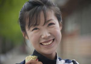 North korean smile - Kaesong North Korea