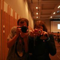 Photographers in iSummit 2008