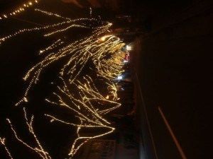 The Pageant of Lights in Niigata in 2006
