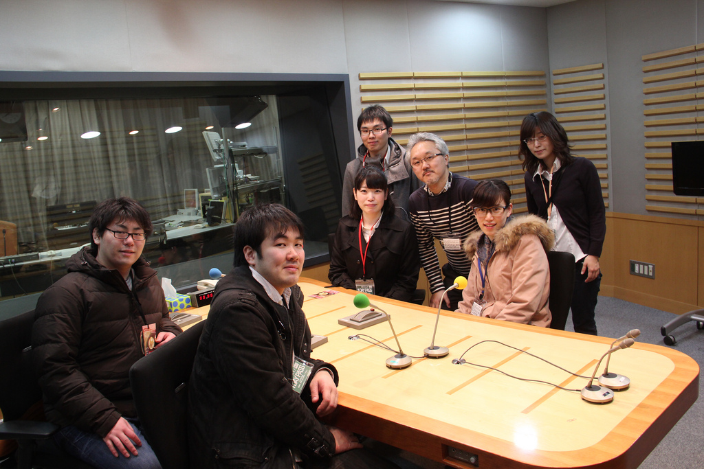 Tokyo Study Tour 20130222 / 一戸ゼミ東京研修旅行