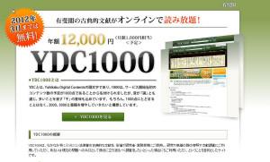 YDC1000