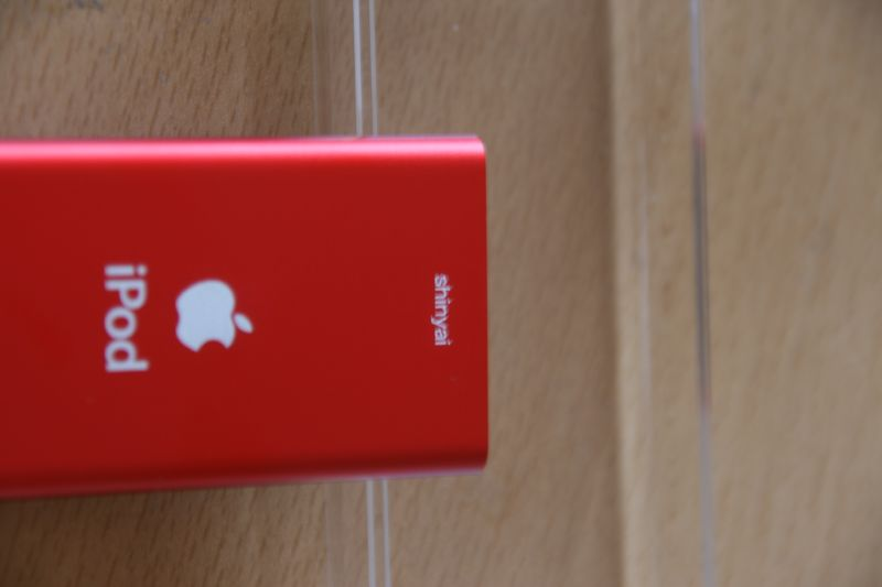 iPod nano for shinyai