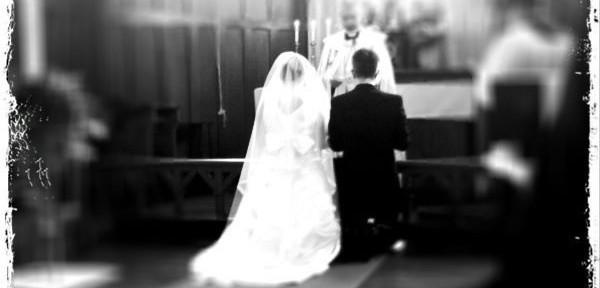 弘前昇天教会で聖婚式