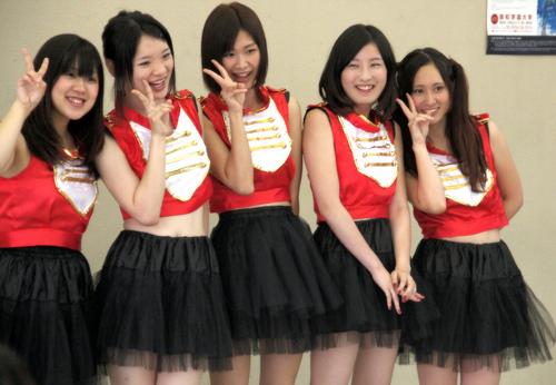 敬和学園大学国際ダンスサークルの写真がFlickrのExploreに