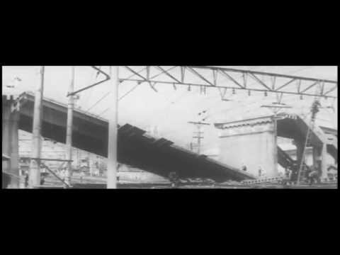 1964年の新聞の存在感を感じさせる「地震のなかの新潟日報」