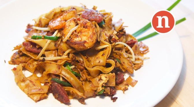 yt-9177-Char-Kway-Teow-Stir-fried-Rice-Noodles