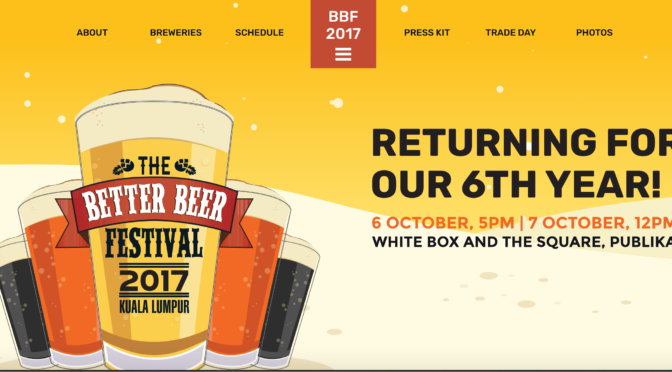 The better beer festival 2017