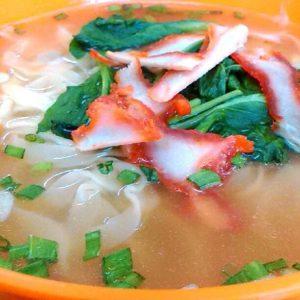 ワンタンミースープ