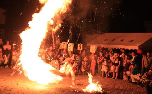 奈良沢神社例大祭2011