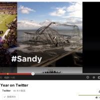 2012 Year on Twitter