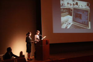 企業との就職懇談会 20121114
