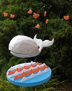 3D Fail Whale