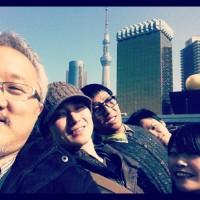 Asakusa, Tokyo Study Tour 2012