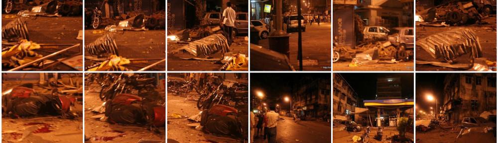 Bombay Blast by Vinu