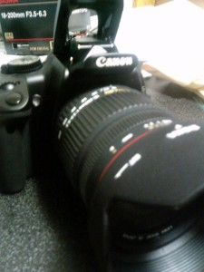 Canon Eos Kiss Digital X