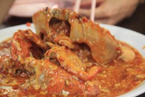 Chilli Crab, Singapore 201209