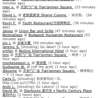 China Blocks Foursquare; Too Many People Checking Into Tian'anmen : techblog86