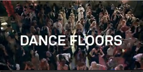 Facebook is like Dance Floors