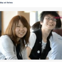 """""""Faces"""" one day at Keiwa"""