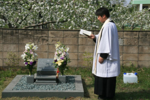 First Anniversary of Naoya's Death