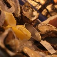 Fresh Oyster, Links Oyster Bar, Gotanda, Tokyo