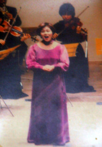 Hiroko Takemura, my aunt