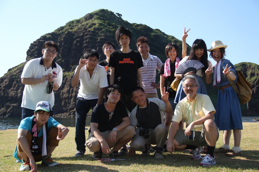 一戸ゼミ佐渡合宿 / ICHINOHE Seminar Sado Trip 20120820-21